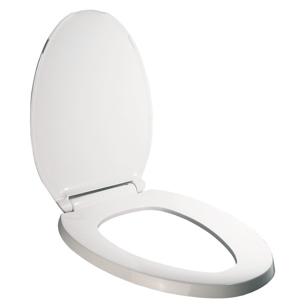Centoco Toilet Seat Heavy Duty Elongated Closed Front With Cover Sloanrepair