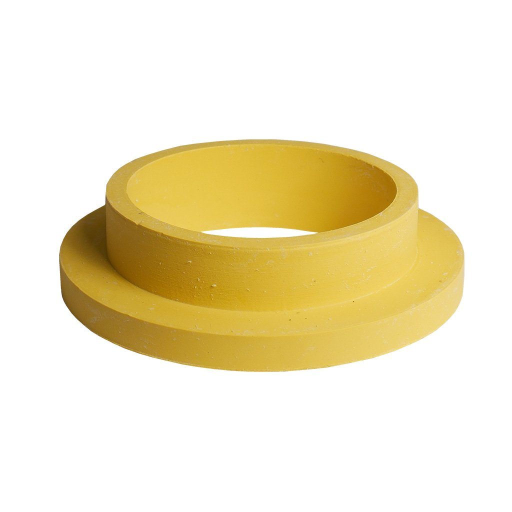 Flanged Spud Washer Long-Lasting Molded Compound