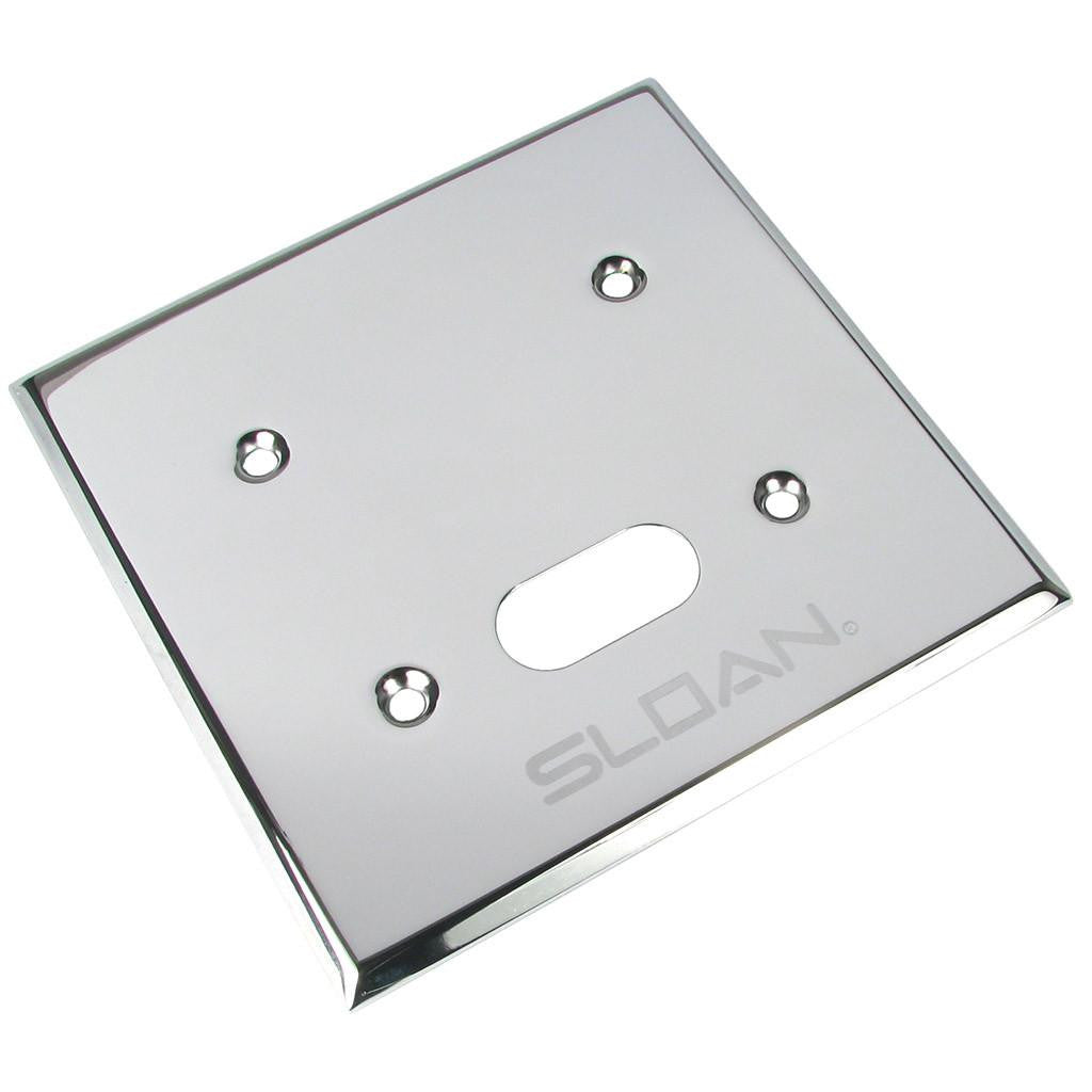 Sloan Chrome Cover Plate for Urinal Sensor