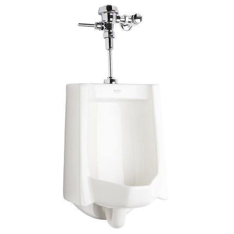 Sloan Urinal with Royal Flushometer WEUS1000.1001
