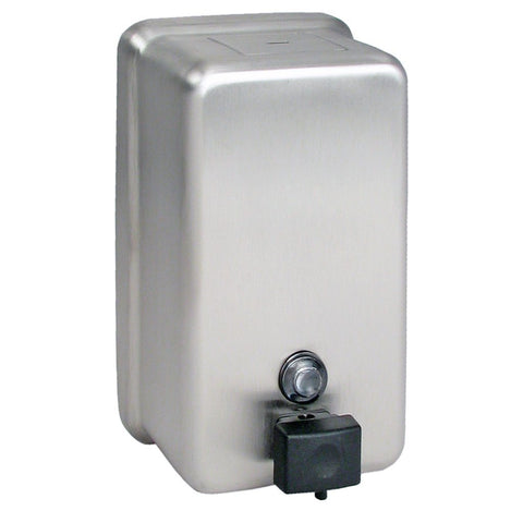 Bobrick B-2111 Surface Mounted Soap Dispenser 40 oz.