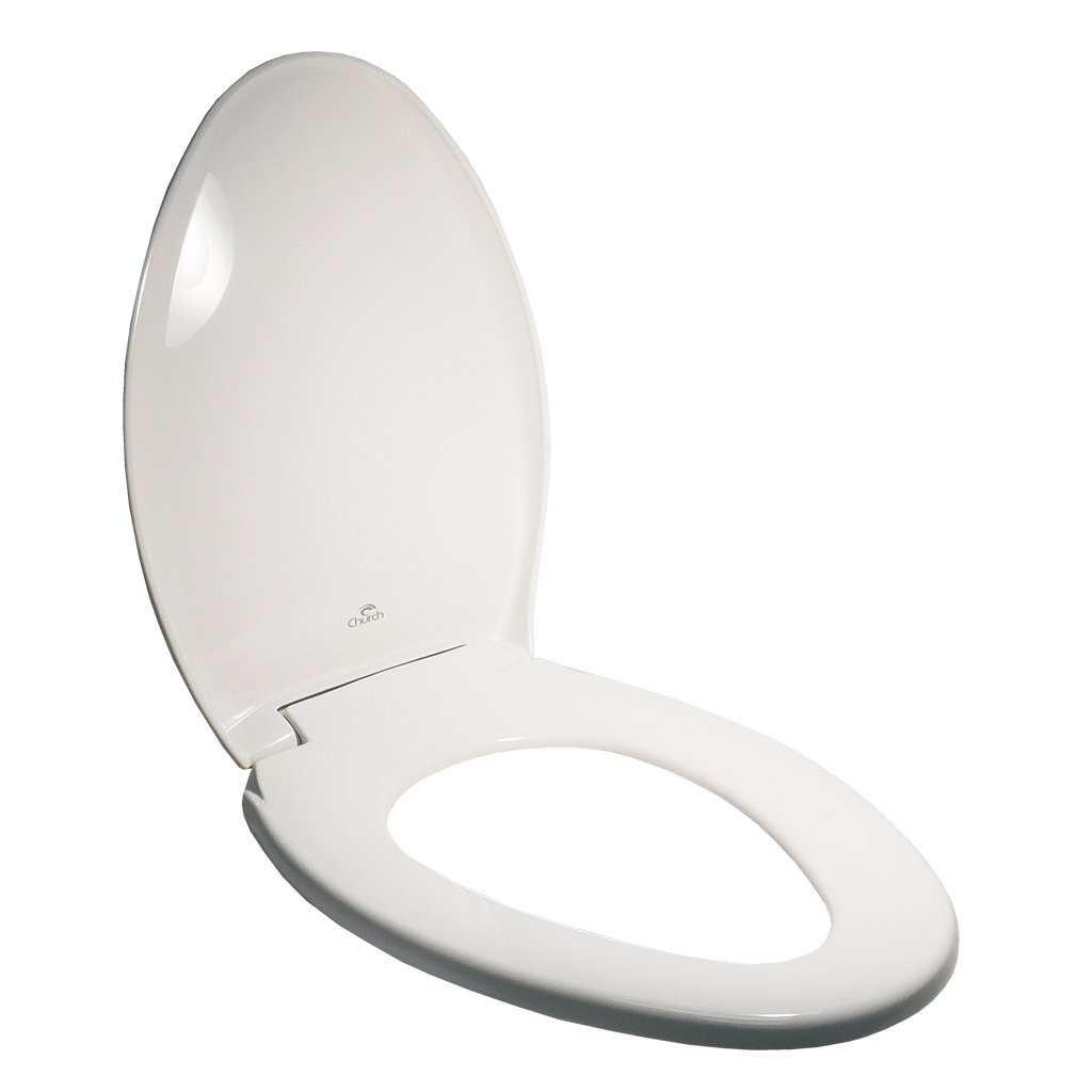 Church 380E4-390 Toilet Seat