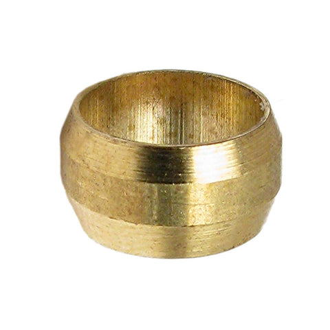 "Compression Sleeve - 3/8"" (Brass)"