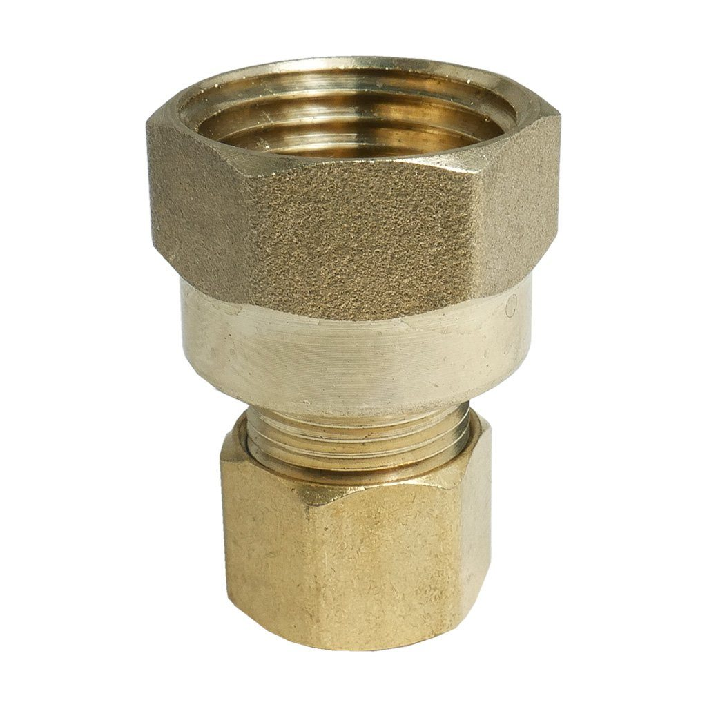 "3/8"" Tube Fitting Connector Female"