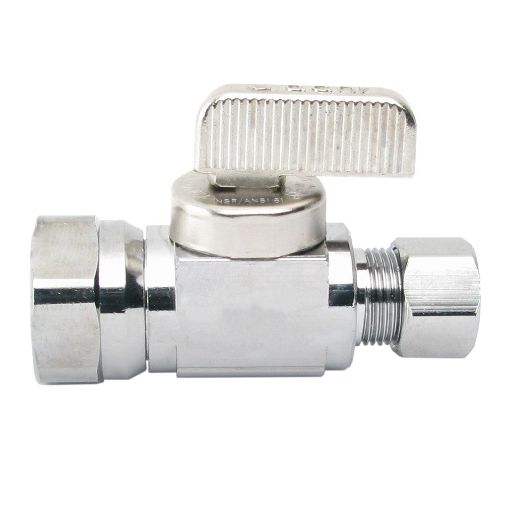 Stop Valve Straight Ball Type