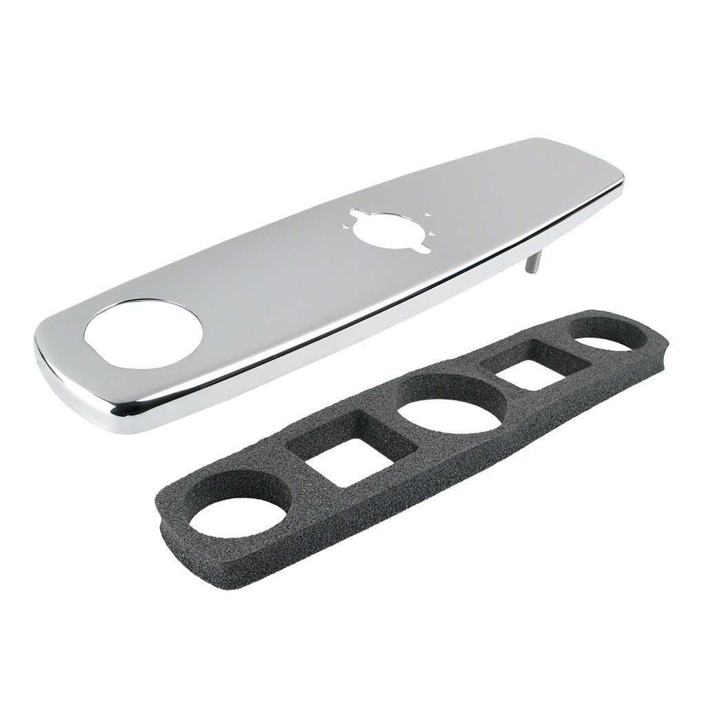 Sloan Optima Plus Faucet Trim Plate