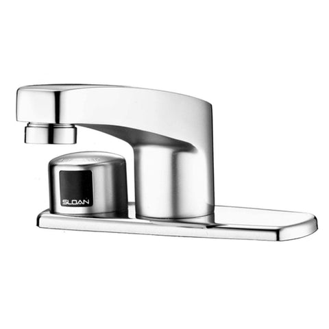 Sloan Optima Electronic Faucet Model ETF660-4-LT