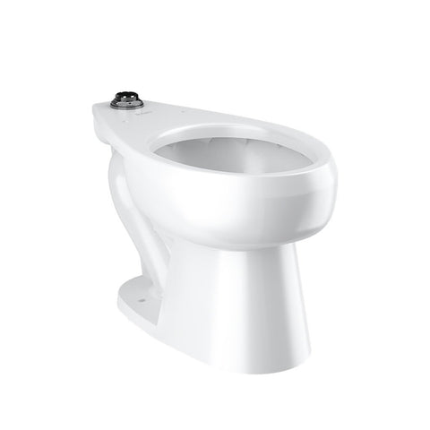 Floor Mounted Juvenile TAS Compliant Toilet with SloanTec Glaze