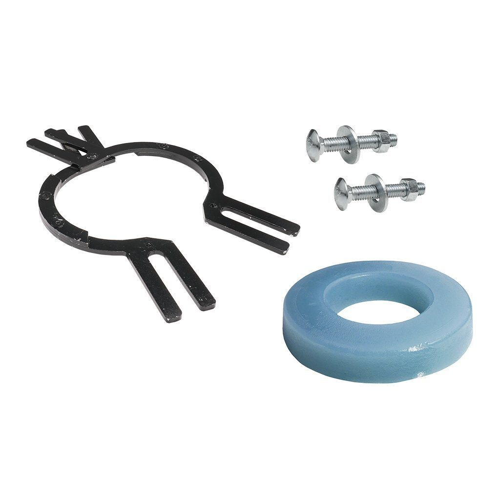 Urinal Flange Repair Kit with Premium Gasket