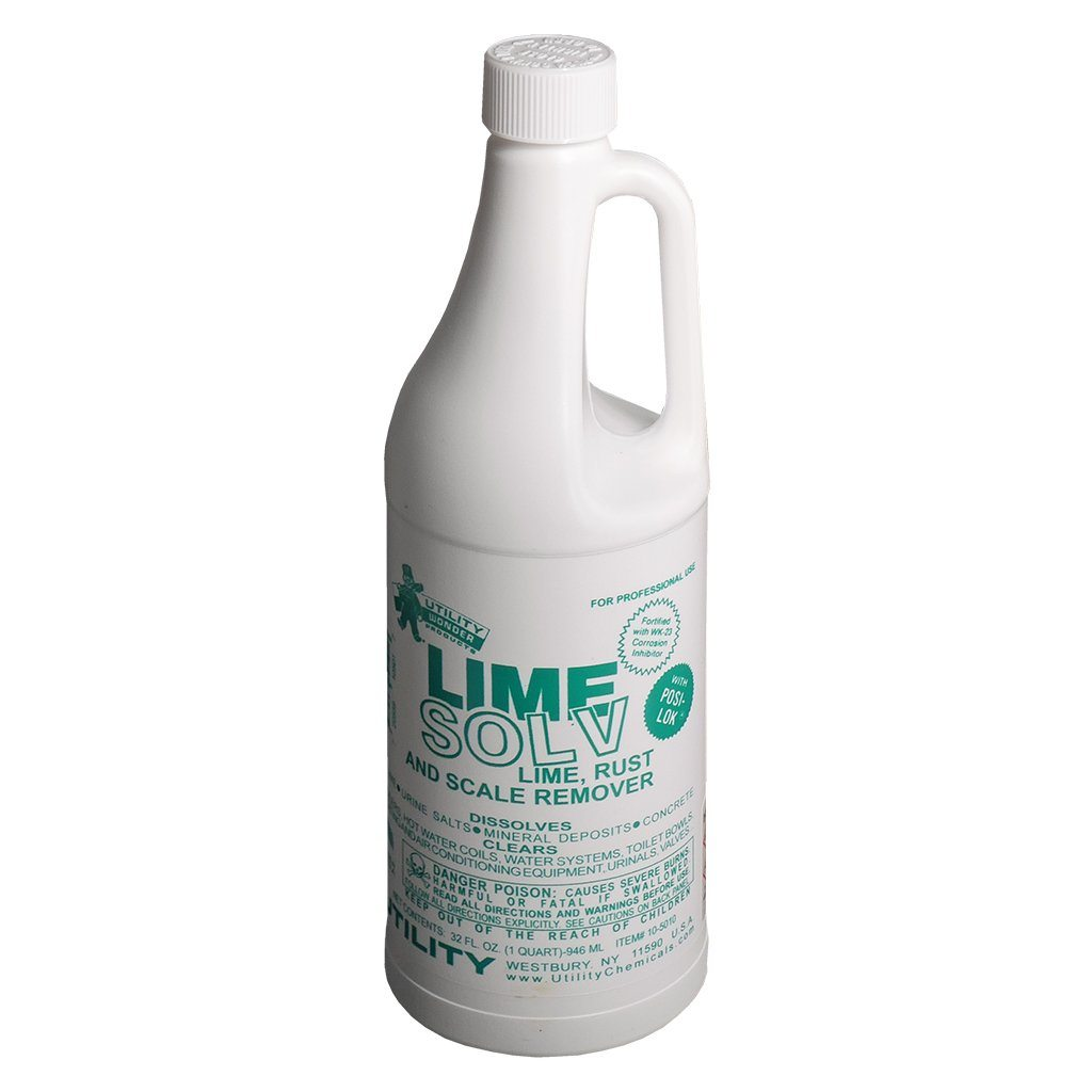 Lime solvent