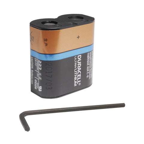 Sloan Battery Replacement Kit
