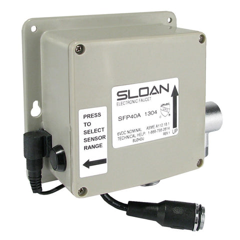 Control Module w/ Adjustable Button for Sloan Solar Faucets