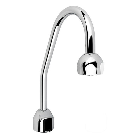 Optima Plus Gooseneck Faucet w/ Surgical Bend Spout Sloan EBF750-S-H