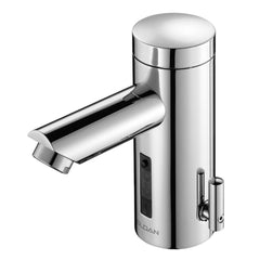 sloan Optima Lino electronic Faucet EAF-200 with plug-in transformer and integral spout mixer