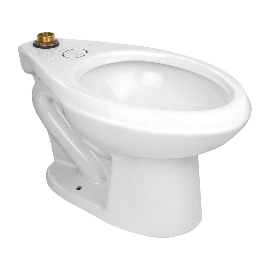 sloan floor mounted 1.6 gpf ada toilet bowl ST2023A