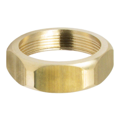 Sloan Rough Brass Handle Coupling Nut
