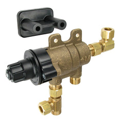 Thermostatic Mixing Valve Faucet