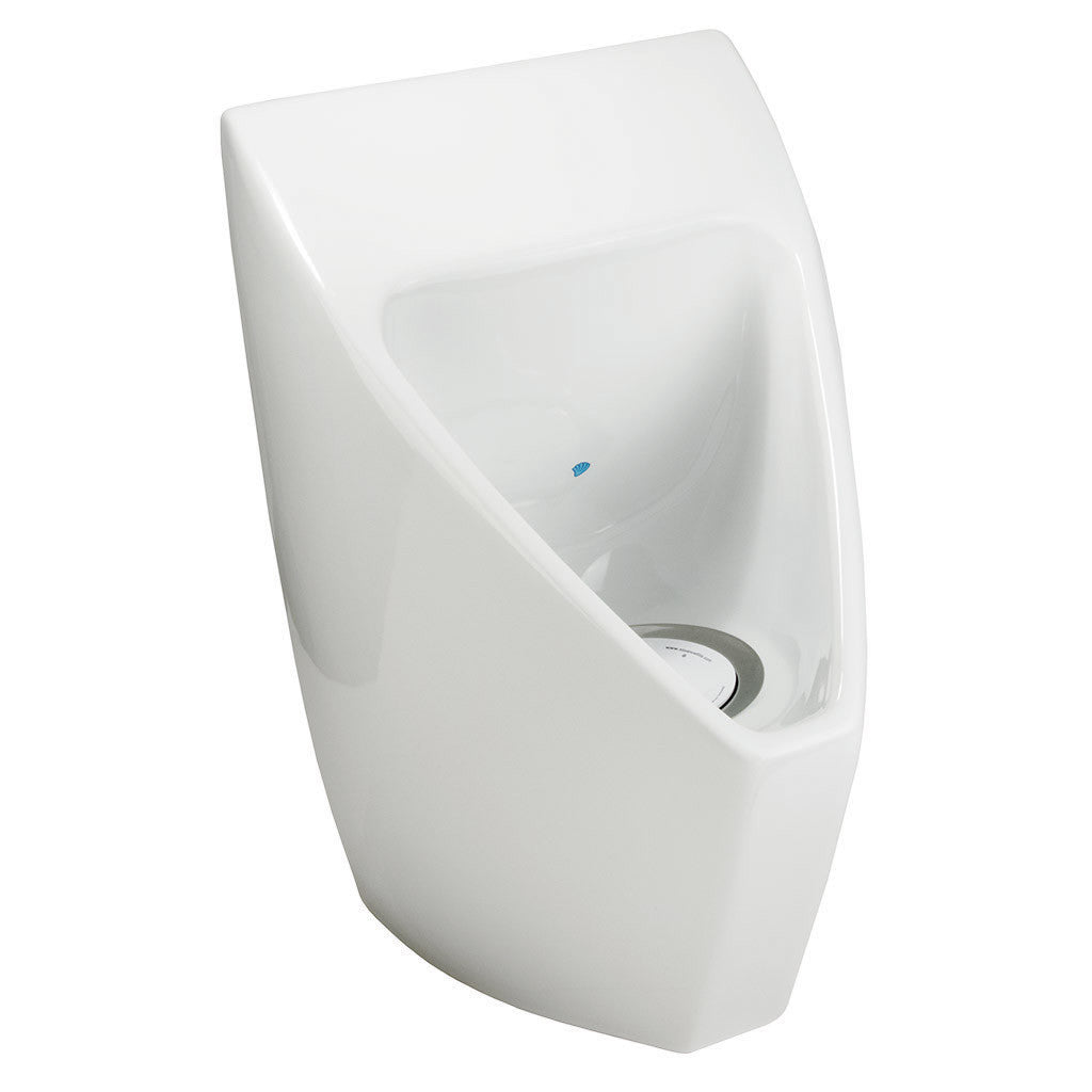 Sloan Waterfree Wall Hung Hybrid Urinal with Jetrinse