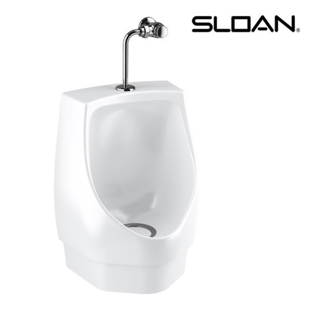 Retrofit Hybrid Waterless Urinal with Bracket