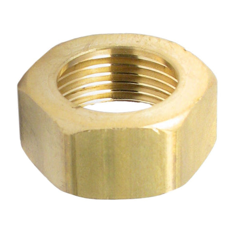 Sloan F2AW Coupling Assembly Brass