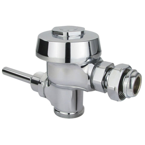 1.5 GPF Ground Joint Urinal Retro-fit Flush Valve Less Vacuum Breaker Tube