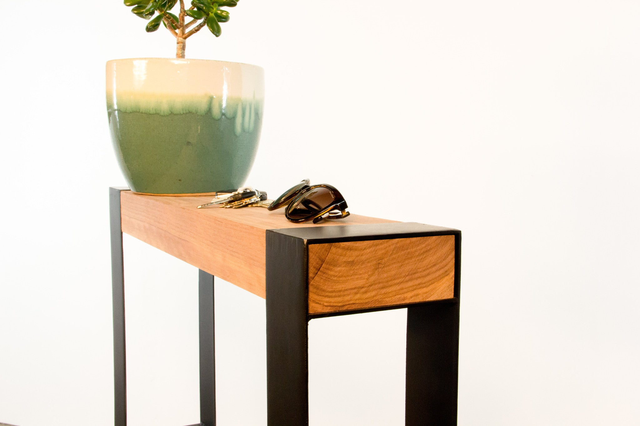 ... Entryway Table Skinny Tables   Torch And Timber