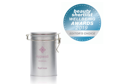 Beauty Shortlist Wellbeing Award 2019 for KypClean