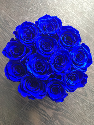 Blue 1 Year Roses