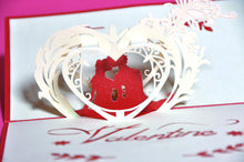 Valentine POP-UP 3D Card