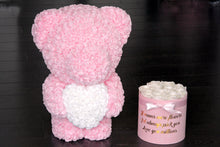 Indulgent Love Heart Rose Bear