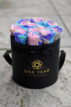 1 Year roses - Roses that last 1 Year  Unicorn Rainbow Roses - Lasts 1 Year,