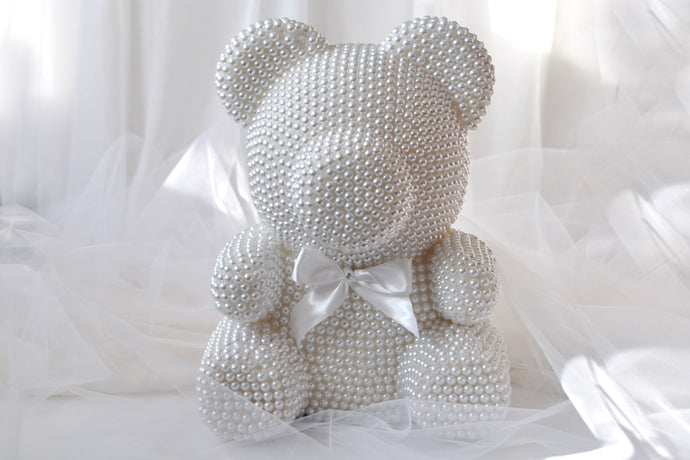 The Pearl Teddy Bear