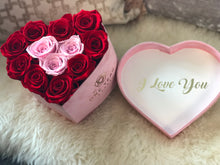 Personalised Heart Box