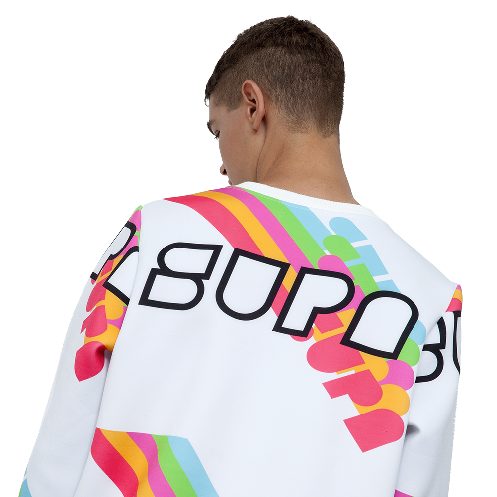 SUPA Surf Neoprene Sweater [analog]