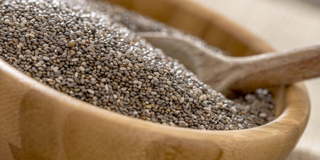 Spotlight: Chia Seeds and their health benefits