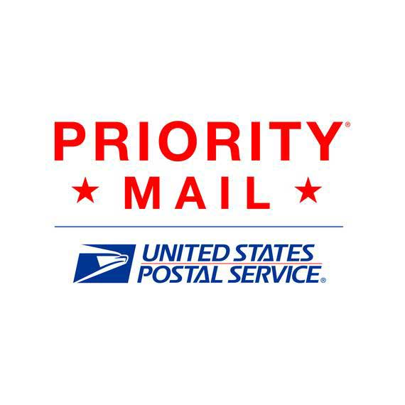 Priority Mail by Untied States Postal Service