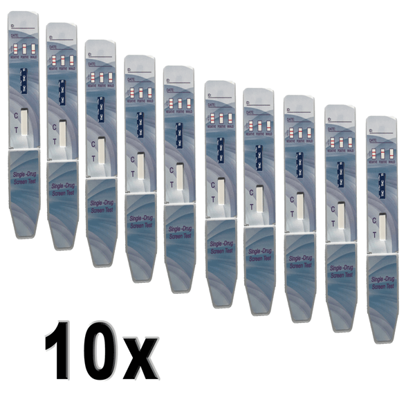 10 Medical Grade THC Urine Test Strips 1