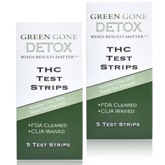 10 Medical Grade THC Urine Test Strips