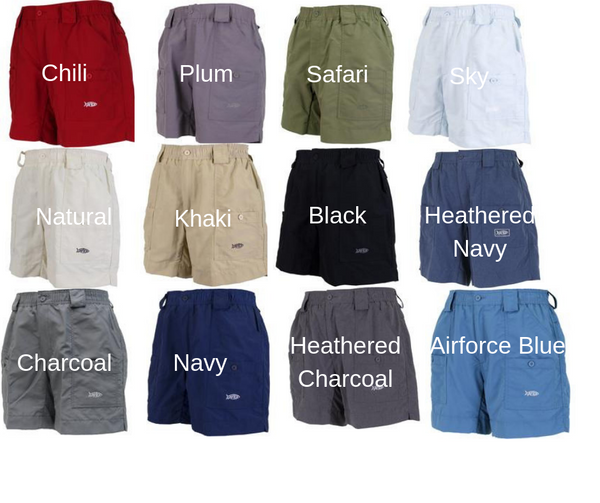 Aftco Original Shorts Long Length