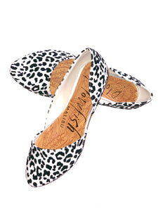 Snow Leopard Shoes