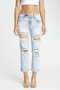 Falling In Love Denim