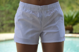 Womens Aftco Sirena Shorts