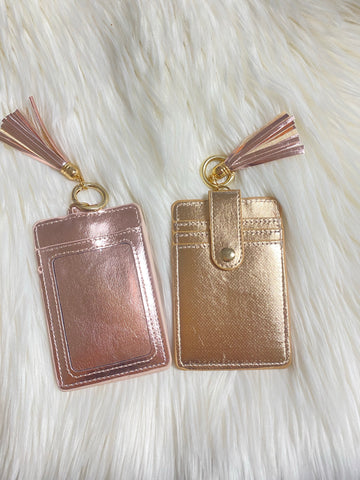 Wallet Key Chains