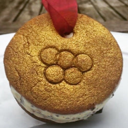 'Minted' Olympic Gold Medal
