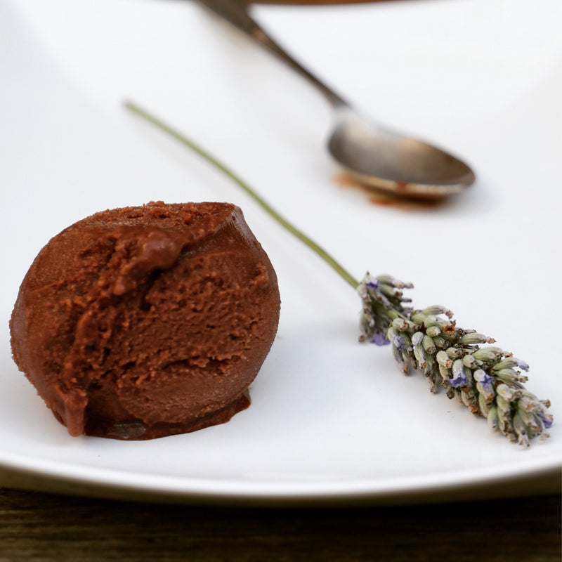 Lavender Chocolate