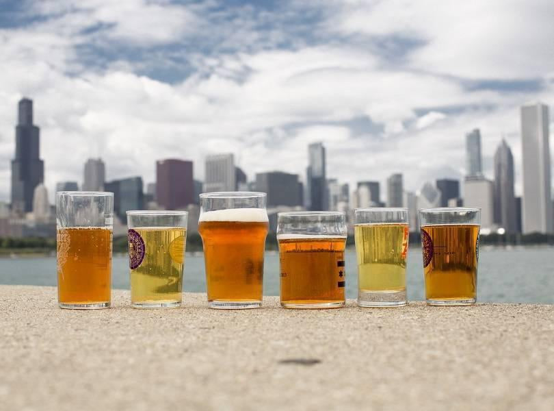 Craft Beer Pairing: Which Piece Suits Your Taste Buds? (Chicago Edition)-DopeBoo