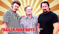 Trailer Park Boys Bongs, Pipes & Vaporizers