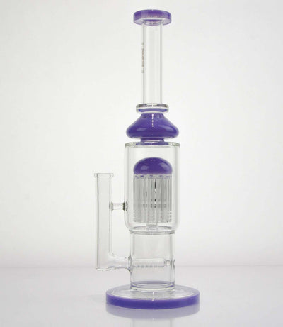 Inline 12 Tree Perc Water Pipe