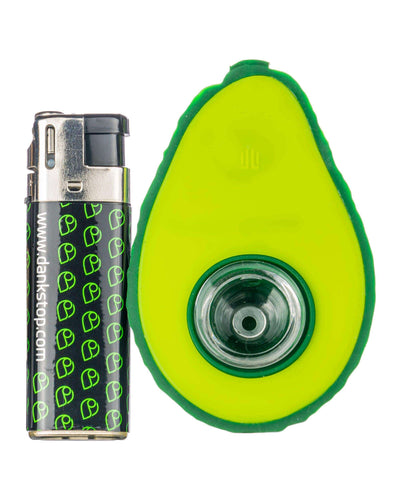 Avocado Pipe Scale