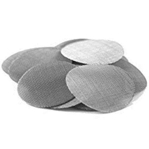 "1/2"" (.500)"" Stainless Steel Screen 10-Pack - Surface Lay Profile"